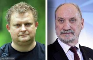 Tomasz Piątek; Antoni Macierewicz