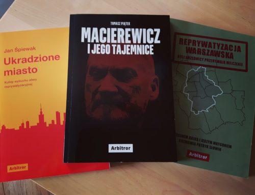 Wydawnictwo Arbitror na Gdańskich Targach Książki