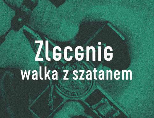 """""""Zlecenie: Walka z Szatanem"""" – pierwszy kryminał wydawnictwa Arbitror!"""