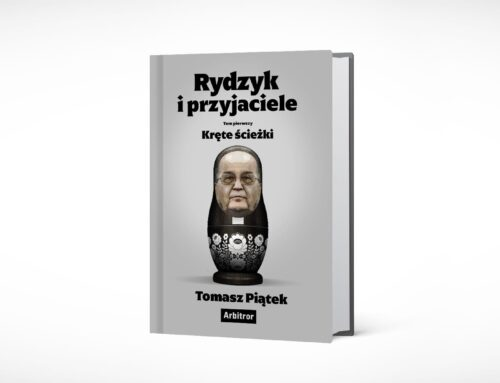 Nowość! Tomasz Piątek: Rydzyk i jego tajemnice. Kręte ścieżki.